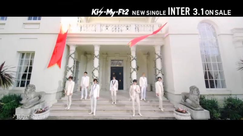 Kis,My,Ft2、メンバー7人全員新郎姿で結婚式に登場 [Kis,My,Ft2] [編集]